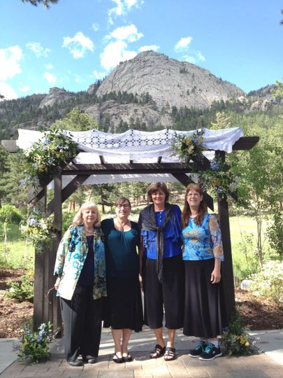 Wedding at Della Terra - Estes