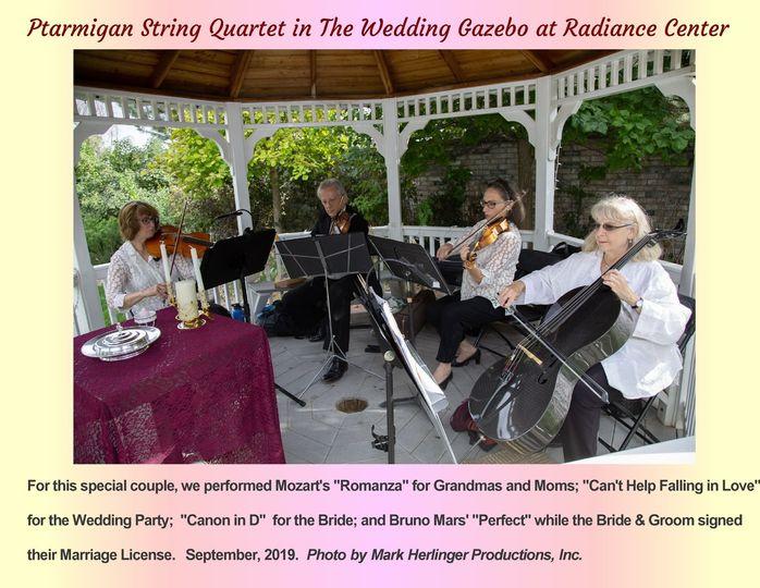 Wedding in Thornton