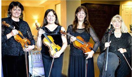 Ptarmigan Classical and Rock String Quartet 1