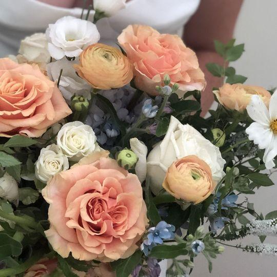 Close up bouquet