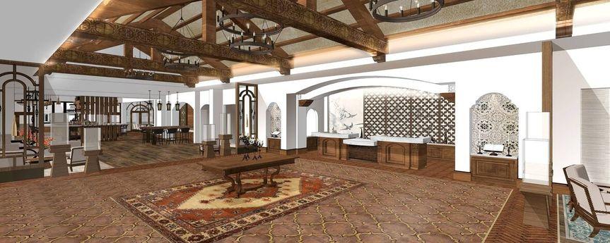 San Juan open rendering