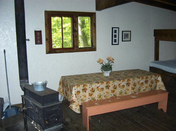 The older tree cottages have been around for over 20 years, but recently were up-dated w/ new...