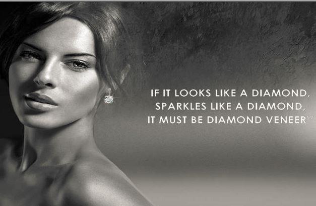 diamond veneer