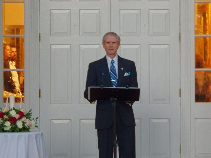 Rev. Glyn Morden