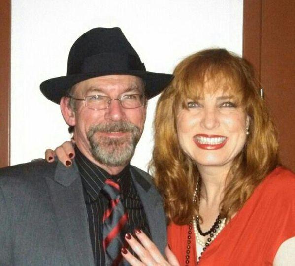 Philip (wedding officiant) & Lisa (DJ) Hahn, Heart of Rock DJ