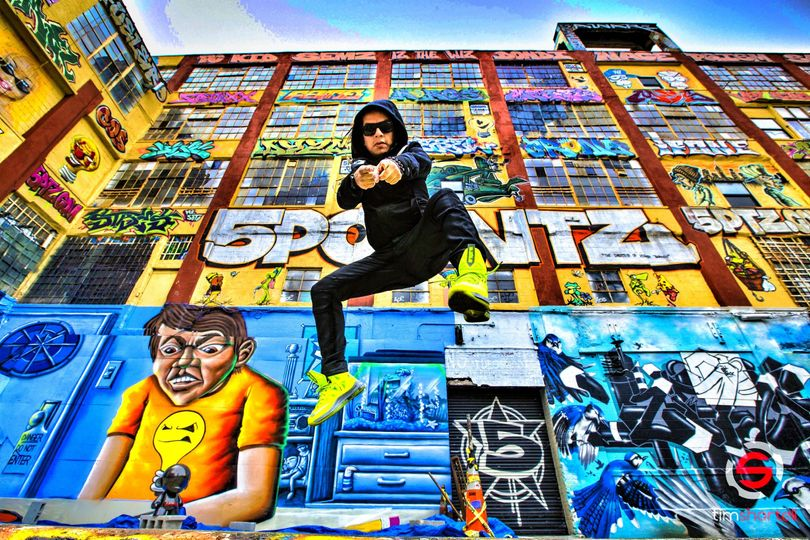 DJ CERON 5Pointz