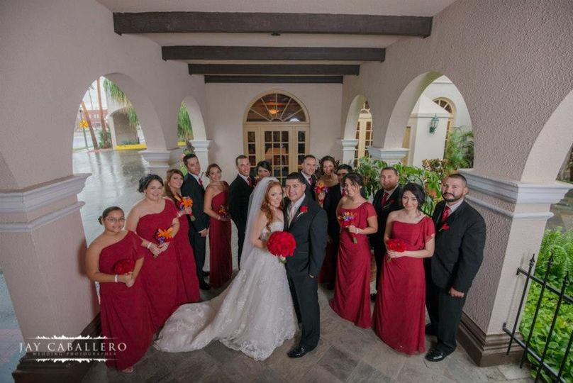 mcallen wedding officiants jay caballero