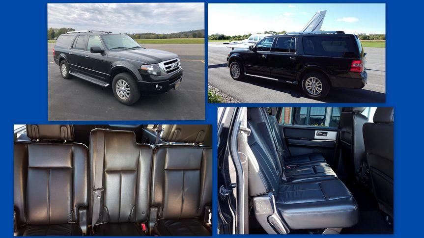 4-7 pass luxury SUV