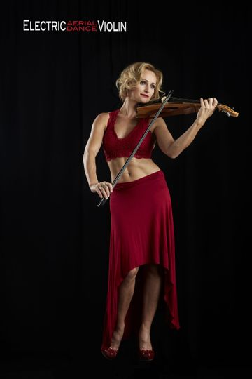 Dance Violin for Reception Show