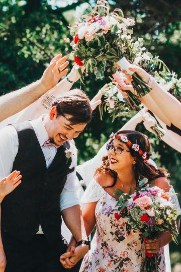 KC Wedding Party Portrait