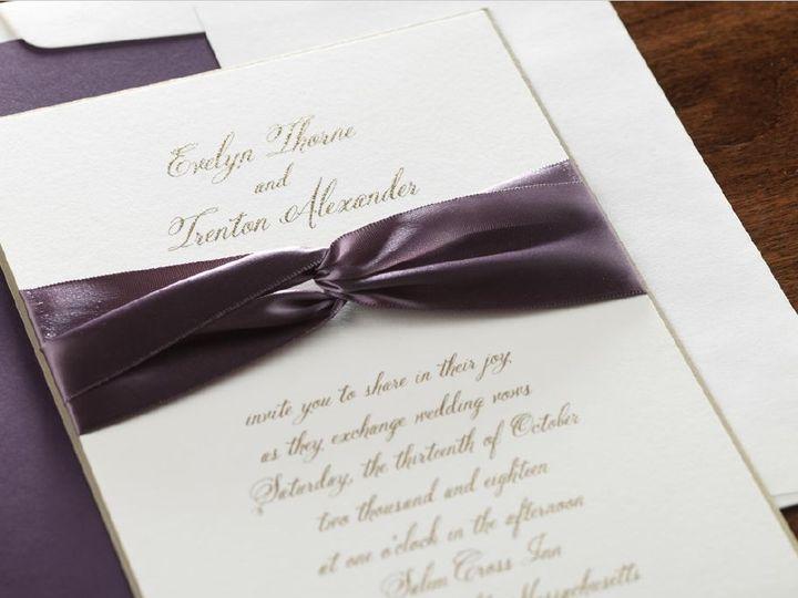 Tmx 1529851584 A66efd95f5224ea5 1529851583 21cfee66785af1f1 1529851579718 11 Screen Shot 2017  New City, NY wedding invitation