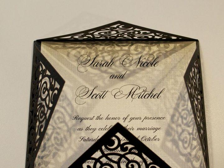 Tmx 1529851631 F3e6f893ca1a83b1 1529851630 8f31c5a5bfb5fcc6 1529851628591 14 Thumb IMG 0648 10 New City, NY wedding invitation