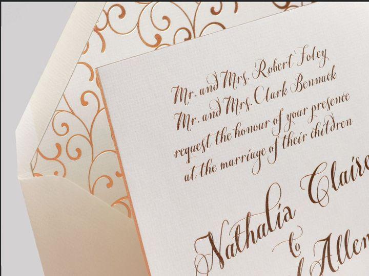 Tmx 1529851671 28c0edc9889893a7 1529851670 806192c94647d559 1529851661268 17 Screen Shot 2018  New City, NY wedding invitation