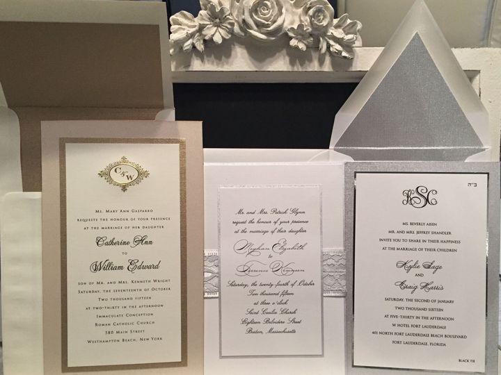 Tmx 1529851825 8cfdeb44aaf65335 1529851822 A73e48c327181ecd 1529851815910 24 IMG 1200 Copy New City, NY wedding invitation
