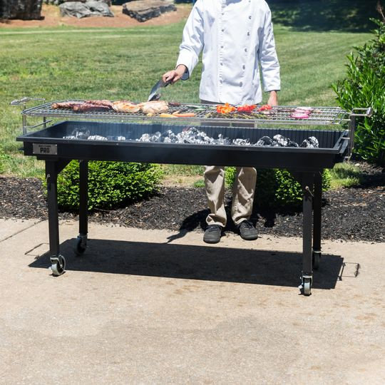 Need a big grill?