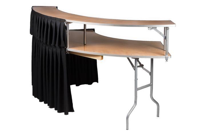 Bartop tables