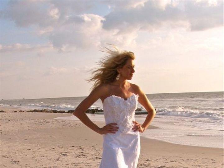 Tmx 1348805322365 WhiteLilyonthebeach Lambertville wedding dress