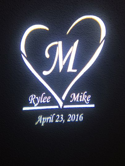 Personalized gobo