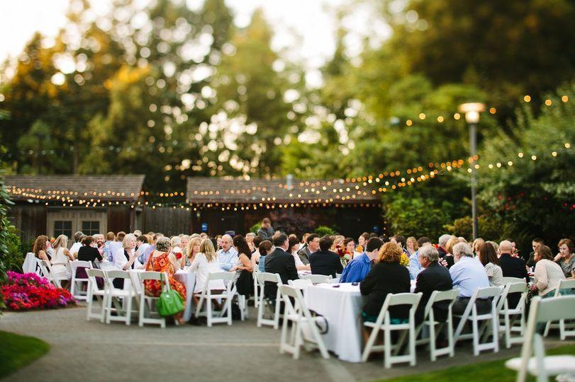 Reception at Robinswood House © Daniel Usenko Photography