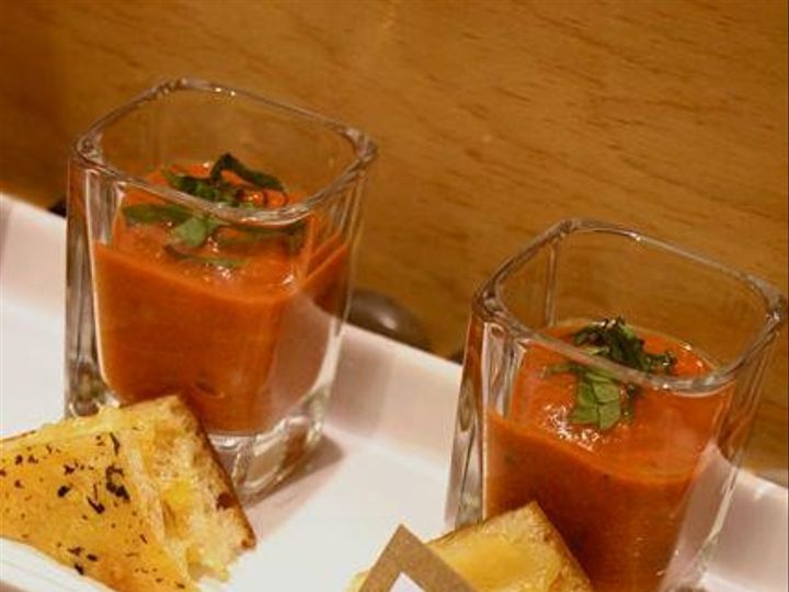 Tmx 1467325622109 Tomato Soup Shooters With Focaccia Triangles Kirkland, WA wedding catering