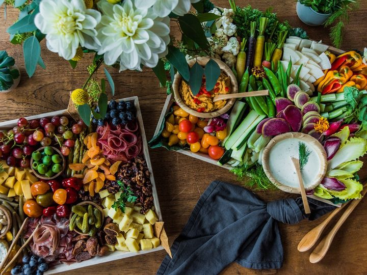 Tmx Veggies And Charcuterie 51 60835 Kirkland, WA wedding catering