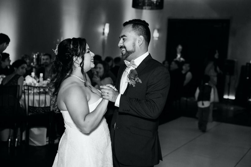 Wedding LA Photo