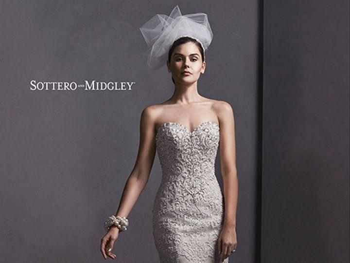 Tmx 1445453980447 5ss114lu Front Alexandria wedding dress