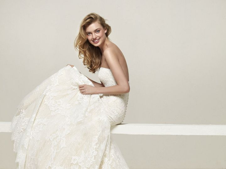 Tmx 1498235424911 Pronovias Druida 3 Alexandria wedding dress