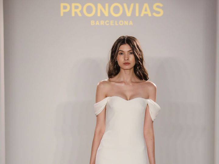 Tmx 1498235454824 Pronovias March 11 Alexandria wedding dress