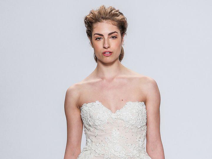 Tmx 1510169122617 Randy Fenoli Spring 2018 Bridal Strapless Sweethea Alexandria wedding dress