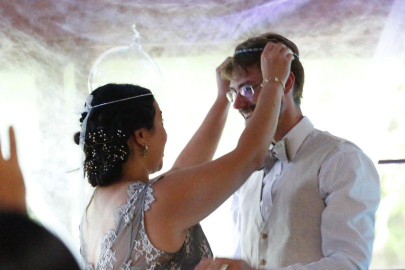 Customized crowning ritual