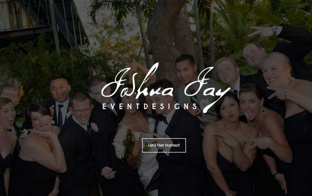 Joshua Jay Event Designs