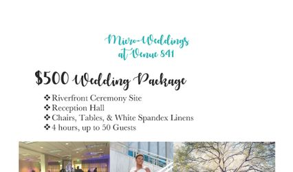 Venue 841 Riverfront Weddings and Events 1