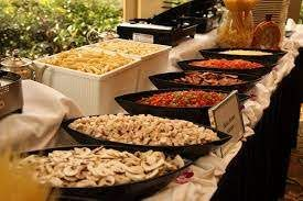 Pasta Action Station