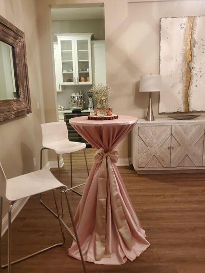 Specialty linen & decor