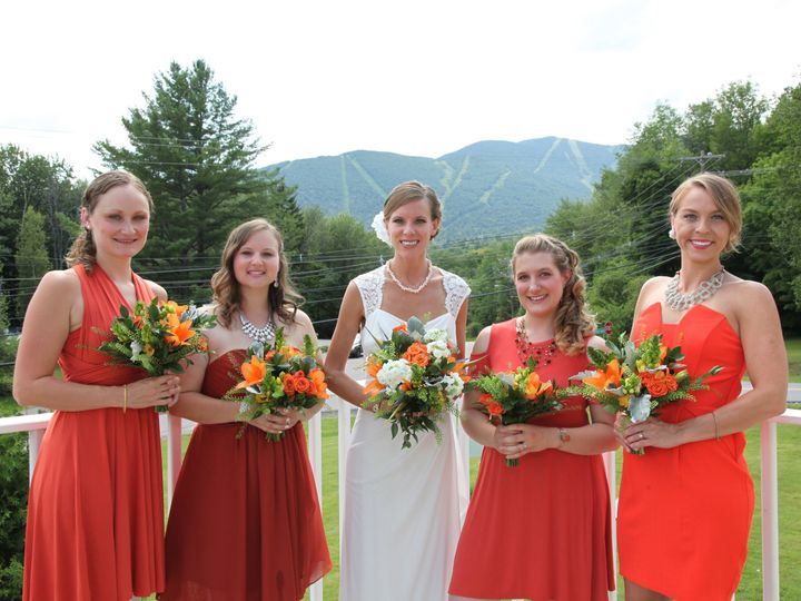 Tmx Bridal Party View 51 1052835 V1 Warren, VT wedding venue