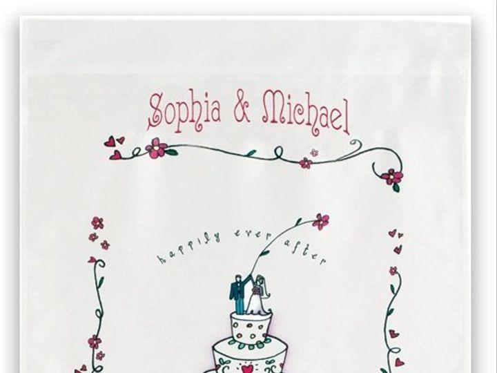 Tmx 1346187771213 Cakeflaglg Crystal Lake wedding favor