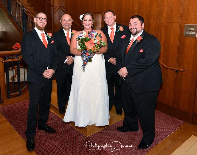 Virginia Tech Wedding Photography