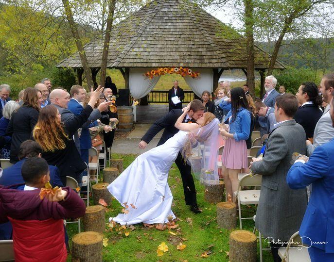 Mountain Lake Lodge Weddings