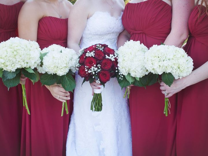Tmx 1506307417350 Bridalparty1 Bangor, Maine wedding eventproduction