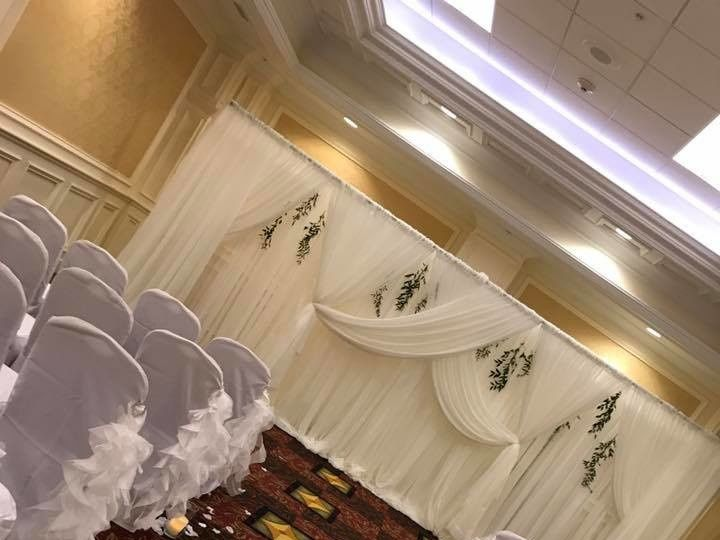 Tmx 1513039329519 Drapery Bangor, Maine wedding eventproduction