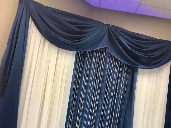 Tmx 1513039333644 Drape Crystals Bangor, Maine wedding eventproduction