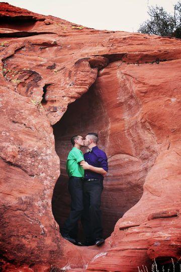 LGBT Engagement Shoot