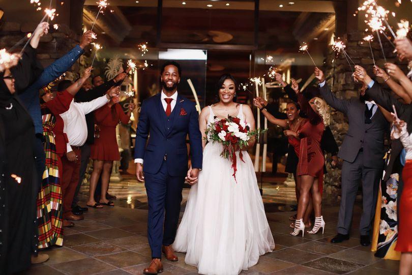Cili Bali High Wedding