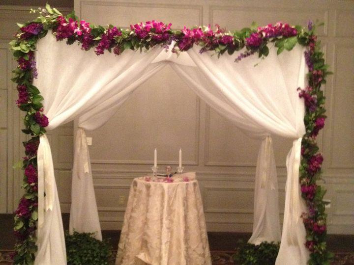 Tmx 1443032548462 Chuppa Ethanallent Danbury wedding florist