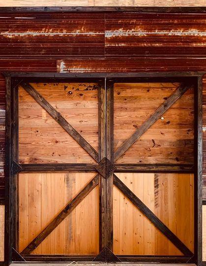 Reception Hall Interior Doors