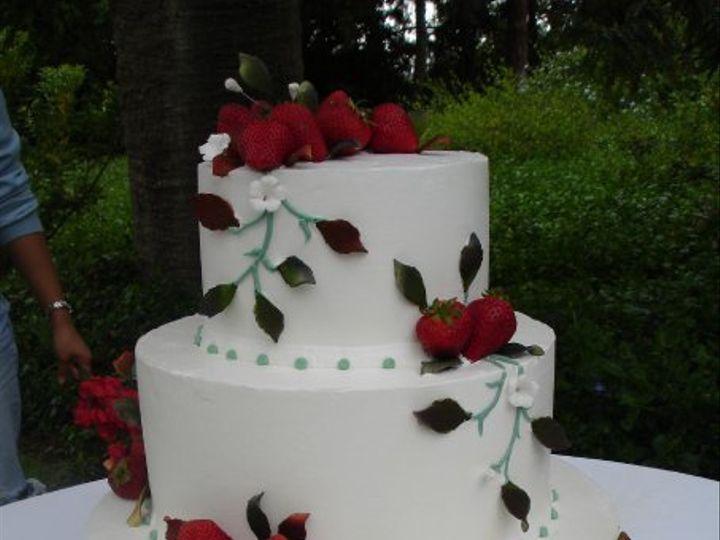 Tmx 1355268578142 224592705369170285879293nCopy Ventura, California wedding cake