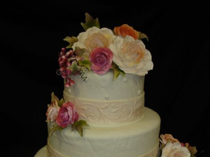 Tmx 1355268583525 224592705370420288098725nCopy Ventura, California wedding cake