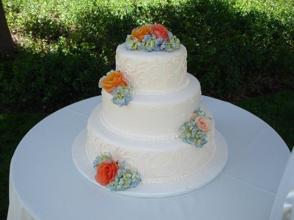 Tmx 1355268593895 224592705692820288351682n Ventura, California wedding cake