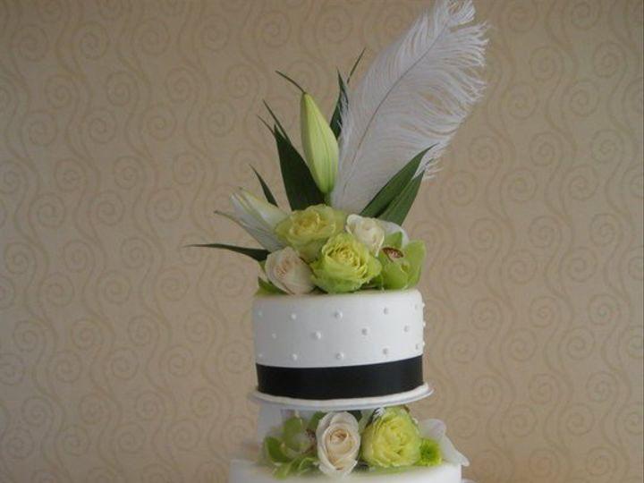 Tmx 1355268773377 272283291188670282236464nCopyCopyCopy Ventura, California wedding cake
